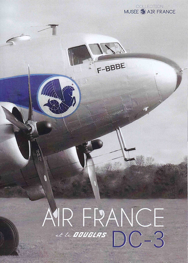 Air France et le Douglas DC-3