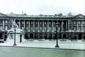 1898 - 6 place de la Concorde, Paris