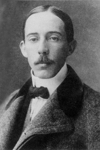 Portrait de Alberto Santos Dumont
