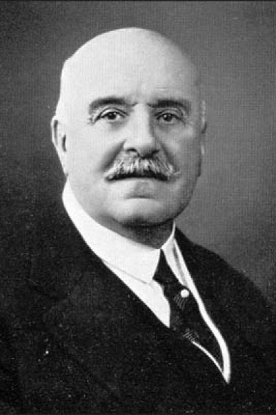 Marquis Jules Albert De Dion